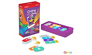 Osmo - Coding Jam - Ages 6-12 - Music Creation, Coding & Problem Solving - For iPad and Fire Tablet (Osmo Base Required)