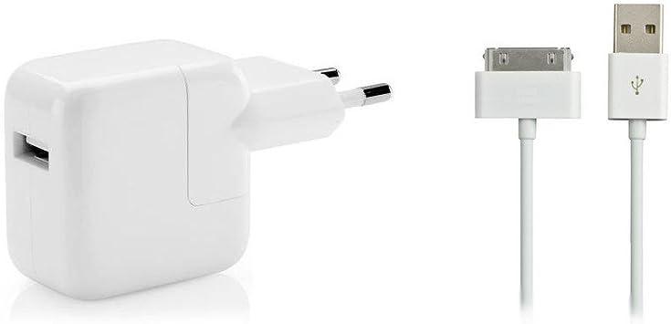 7€10 sur Chargeur secteur adaptateur usb blanc iphone 3g 3gs
