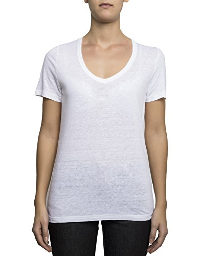 isabel-marant-womens-ts024017p027e20wh-white-cotton-t-shirt