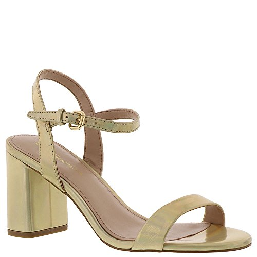 Bcbgeneration Womens Becca Sandal Gold-metallic
