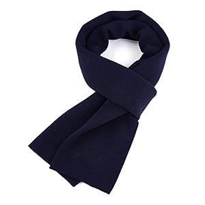 Men's Winter Cashmere Scarf, Luxury Gift