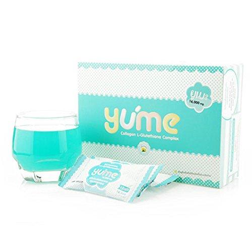 Collagen Yume Formula OverDose 20,000 mg. Japan Supplement.