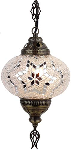 Turkish Glass Pendant Lights in US - 1