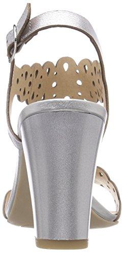 alla Caviglia Donna Caprice Cinturino Sandali con 28312 WrnIqIFX