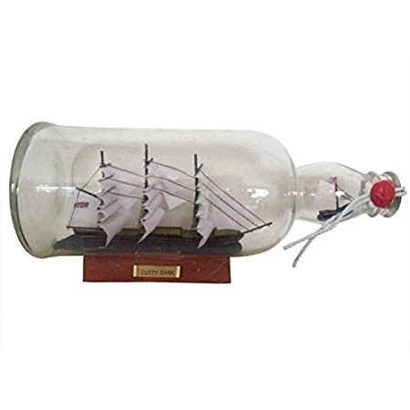 41eu5EtirKL._SS450_ Ship In A Bottle Kits and Decor