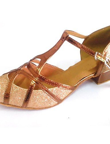 ShangYi Colors Modern bronze More Dance Women's Customized Shoes q1q4a8gSv