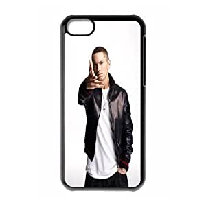 Custom High Quality WUCHAOGUI Phone case Eminem - Super Singer Protective Case For Iphone 5c - Case-15 Kimberly Kurzendoerfer