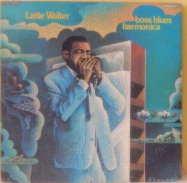Boss Blues Harmonica [VINYL LP]