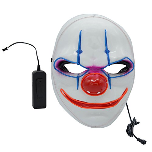 Led Light Up Mask - 5