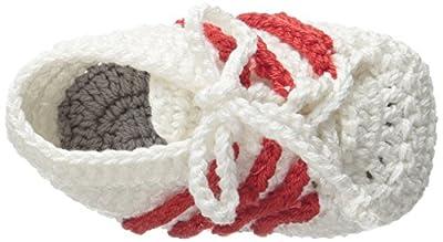 Jefferies Socks Baby-Boys Newborn Soccer Cleats Crochet Bootie