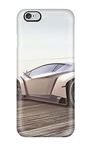Iphone Case - Tpu Case Protective For Iphone 6 Plus- Lamborghini Veneno Sports Car