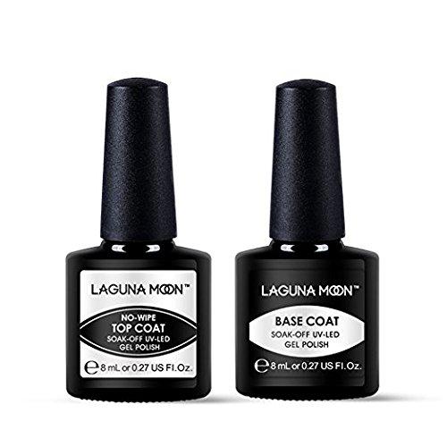 Lagunamoon Nail Polish Soak Set 8ml