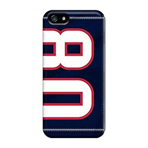 CtO3824Bpya Houston Texans Fashion Tpu 5/5s Cases Covers For Iphone