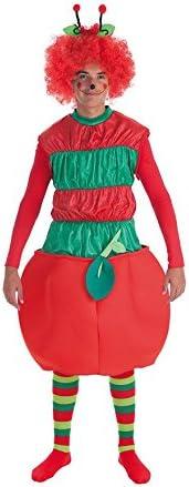 LLOPIS - Disfraz Adulto Gusano y Manzana: Amazon.es: Juguetes y juegos