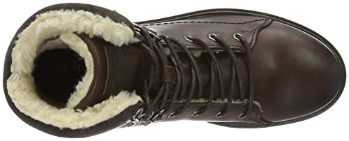 Ankle Lace Marc Braun Brown 61012916301118 Women's Bootie O'Polo 765 Flatheel Boots qqtTxYg