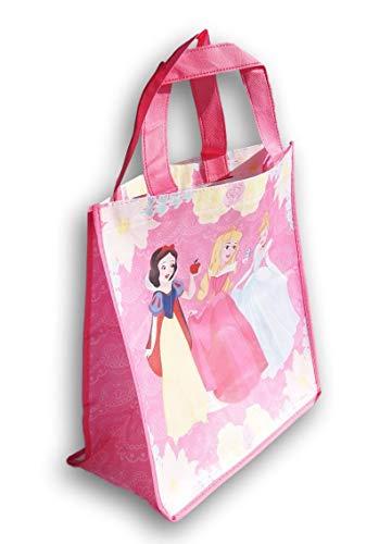 (Disney Princess Sleeping Beauty, Cinderella, Snow White Tote Bag - 12.5 x 13 Inch)