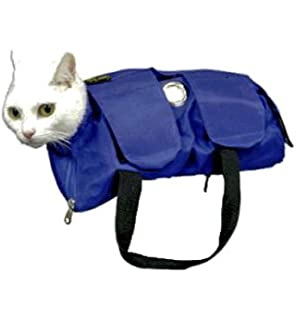 Jorvet Buster Deluxe Veterinary Restraint Bag, Small