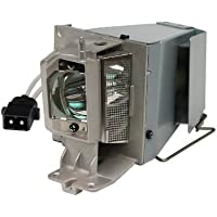HD141X Optoma Projector Lamp Replacement. Projector Lamp Assembly with Genuine Original Osram P-VIP Bulb inside.