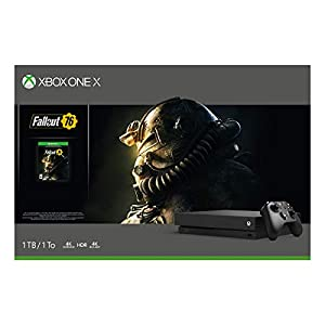 41euAtM%2B0ML. SS300  - Xbox-One-X-1TB-Console-Fallout-76-Bundle-Discontinued