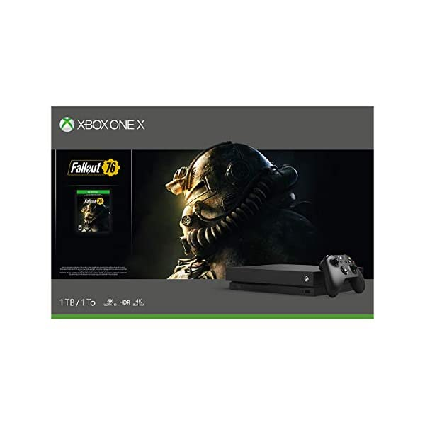 Xbox One X 1TB Console - Fallout 76 Bundle (Discontinued) 7