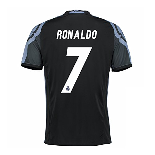 reputable site 16cdf 0641a Real Madrid CF No.7 Cristiano Ronaldo Men's Soccer Jersey 16 ...