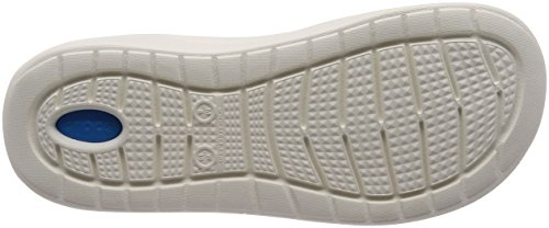 Crocs Unisex Literide Flip Navy / Wit