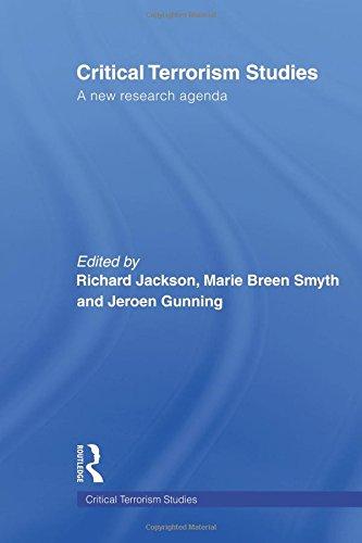 Critical Terrorism Studies: A New Research Agenda Routledge ...