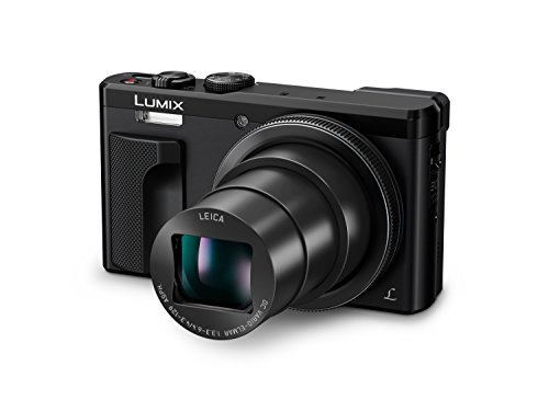 Panasonic Lumix 4K Digital Camera with 30X LEICA DC VarioELMAR Lens F3364 18 Megapixels and High
