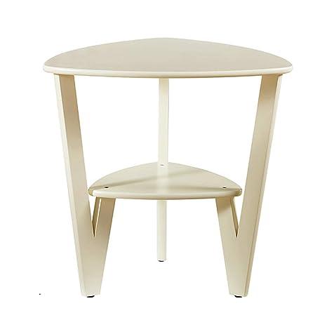 Amazon.com: Mesa de café/mesa de ocio de madera maciza ...