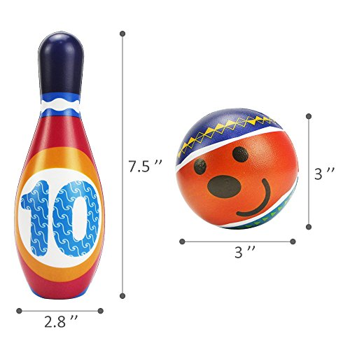 Review iPlay, iLearn Kids Bowling