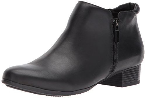 Trotters Women's Major Ankle Bootie Black 9.5 W US from Trotters