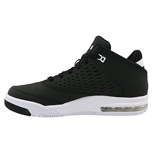 Nike Jordan Flight Origin 4 BG, Zapatos de Baloncesto Para Niñas Schwarz (Black/Gym Red/White)