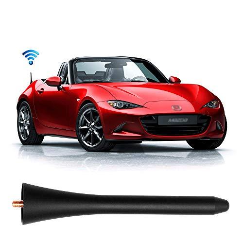 5 inch Al-Alloy Radio Antenna for 2006-2019 Mazda MX-5 Miata RF - Mazda Miata Antenna