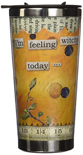 Lang Feeling Witchy Traveler Mug