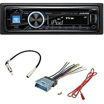 41euDcF72aL._SL500_AC_SS350_ amazon com alpine cde 143bt cd usb mp3 wma aux ipod iphone alpine cde 143bt wiring harness at readyjetset.co