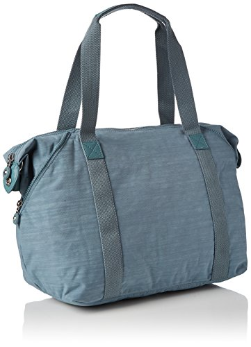 Kipling body Soft Art Bag Dazz Aloe Cross Women's Blue Aqwrtnq