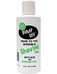 Bump Off Invisible Shaving Gel, 5 oz