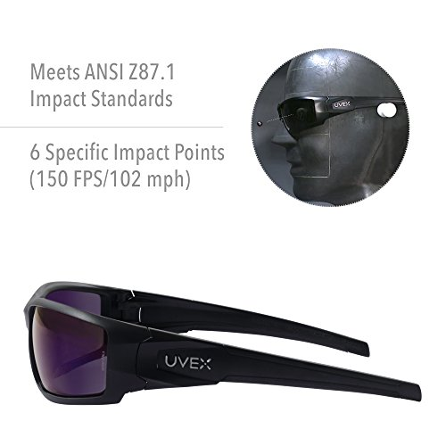 04aaeea21e Uvex by Honeywell Hypershock Safety Glasses available in the UAE ...