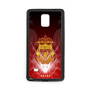 Character Phone Case liverpool For Samsung Galaxy Note 4 N9100 NC1Q02643