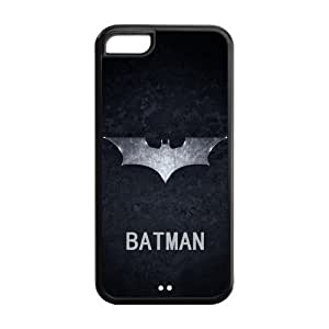 MEIMEIDIY Fashion Batman Logo High Quality Durable Hard Rubber Gel Silicon Cover Case for ipod touch 4LINMM58281