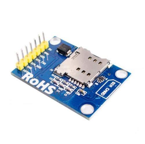 SIM800L Wireless GPRS GSM Modulo SIM Scheda 5 V Quadband QUAD BAND L Antenna per Arduino SIM800L V2.0 5V Wireless GSM GPRS MODULE Quad-Band with Antenna Cable Cap
