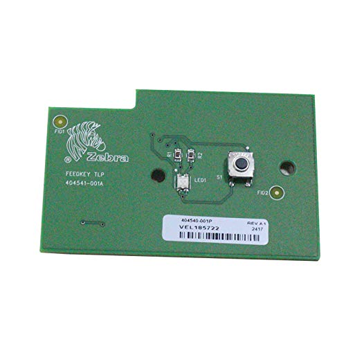 Switch PCBA Board 79440-012 for Zebra GK420 GX420 Printer by ZUYE (Image #2)