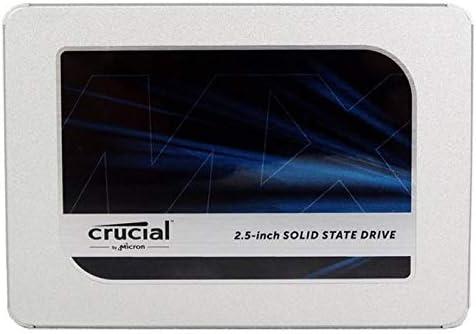 Crucial Disco Duro ssd 500gb mx500 ct500mx500ssd1n: Amazon.es ...