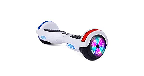 Amazon.com: Benedi Hoverboard de dos ruedas 6.5 pulgadas ...