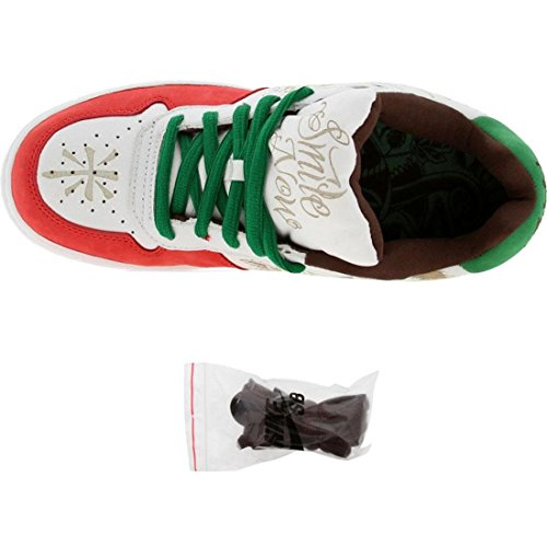 Nike Paul Rodriguez Zoom Air Elite Bianco / Rosso Sport