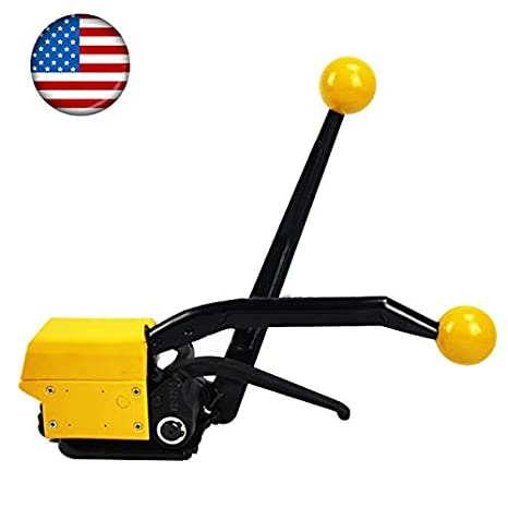 Amazon.com: Carejoy A333 Steel Strapping Tools for Strap steels Width from 13 to 19mm Shipping from USA: Home Improvement