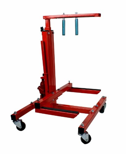 (Dragway Tools Hydraulic Door Installer and Remover Jack Lift Hoist)