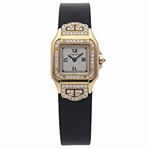 Cartier Panthere de Cartier Quartz Female Watch 1280 (Certified Pre-Owned)
