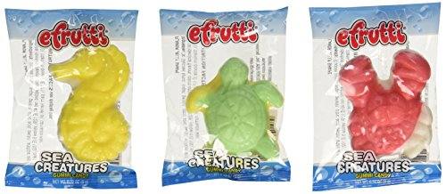 Sea Critters (eFrutti Gummy Sea Critters 60 Pack)