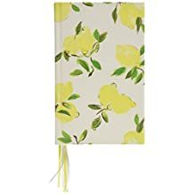 Kate Spade Word to the Wise Journal, Lemon (173033)